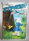 VERY RARE 1985 SMURFS 1020 PYROPLAST SUPER STRUMPF GUAY PEYO GREEK NEW MIB !