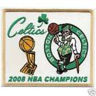 2008 NBA BASKETBALL BOSTON CELTICS CHAMPIONS OFFICIAL PATCH