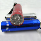 For Hiking Camping Mini 9 LED Flashlight Super Bright Lamp Pocket Torch