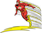DC STYLE GUIDE PLATE - FLASH RUNNING C