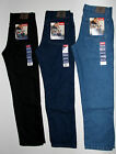 New Wrangler Men`s Stretch Jeans Regular Fit. Big and Tall Sizes