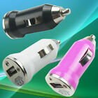 Durable USB Mini Car Charger Adapter For Apple iPhone 4 4S 4G 3G 3GS iPod
