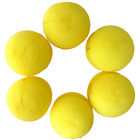 6X Magic yellow Balls Soft Sponge Hair Care Curler Rollers