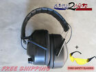 Noise Canceling Electronic Ear Muffs Safety Blocking Gun Firing Range Eye Firing