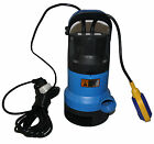 Submersible Grey Dirty Water Pump 1 HP 200 lpm bilge pool tank flood CSP 750D