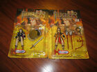 Hercules Xena Figures - set of two. New in box