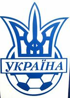 Ukraine Ukrainian Logo Football Federation Car Decal Sticker Soccer Україна