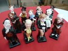 ROYAL DOULTON DICKENS MINIATURES (11) FIGURINES