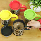 Electric Automatic Self Stirring Mug Lazy Cup Tea Coffee Gadget Funny Gift