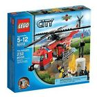 LEGO City 60010 Fire Helicopter Set New In Box Sealed