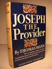 "1944 THOMAS MANN'S ""JOSEPH THE PROVIDER"" IST IN DJ"