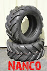 2) 23x1050-12 Lug Tires NEW FITS Lawnmower Deere Cub MTD Sears tractor pr. of 2