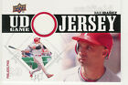 2010 UPPER DECK UD GAME JERSEY RAUL IBANEZ PHILLIES