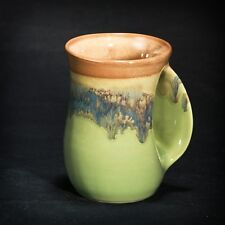 HANDWARMER POTTERY MUG by Clay in Motion, USA Made, dishwasher / microwave safe
