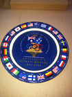 HIGHLY COLLECTABLE AUSTRALIAN OLYMPIC HISTORY PLATE. GREAT COMMEMORATIVE PIECE.