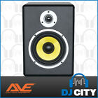 FUSION6 AVE Active Monitor DJ and Studio Monitor 6 Inch Powered Monitoring