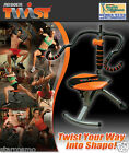 FITNESS AB TWISTER TWIST CARDIO ROCKET ABDOMINAL SWING WORKOUT WEIGHT LOSS DOER