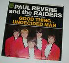 PAUL REVERE & RAIDERS, Good Thing / Undecided Man 45rpm + Picture Sleeve