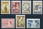 GREECE 1953 National Product compl set MNH Hermes cat. 110 euros (148$) FREE sh.