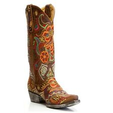 Old Gringo Ladies Olivia Floral Boot L1629-3 New