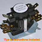 Klixon Fan Heater Relay Atwood Hydro-Flame Furnace Time Delay Camper RV 31017