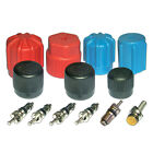Santech Industries A/C System Valve Core and Cap Kit MT2903