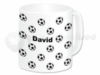 Football Mug- Can be personalised with any name
