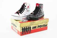 One Direction Shoes Boots Hi Top Trainers