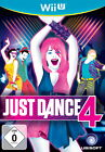 Nintendo Wii U Just Dance 4 NEU&OVP (Deutsche Kaufversion)