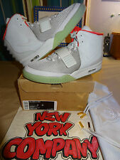 "Nike Air Yeezy 2 NRG ""Platinum"" wolf grey ii kanye west zen net red sp yeezys ro"