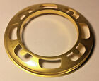 """Brand New 4"""" Fitter, Brass Ball Shade Holder for all No. 2 Lamp Burners #SHH80"""