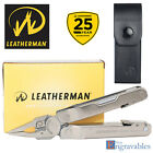 Leatherman SUPER TOOL 300 Multi-tool with Leather Sheath #831102