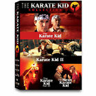 NEW THE KARATE KID COLLECTION [3 DVDs, 2005] 4 hit films Ralph Macchio Free Ship