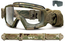 SMITH OPTICS ELITE Outside the Wire Goggles - Field Kit - Two Lenses - Mil-Spec