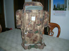 07's series China PLA Army Desertification Digital Camouflage Backpack,75 liters