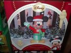 6 FT INFLATABLE MICKEY MOUSE HOLDING SNOWFLAKE / NEW IN BOX