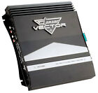 Lanzar VCT2110 1000Watt 2 Channel Car Audio Stereo Amplifier MOSEFT Amp