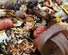 HOMEMADE VANILLA NUT POTPOURRI~SCENTED POTPOURRI~RUSTIC PRIMITIVE COUNTRY DECOR
