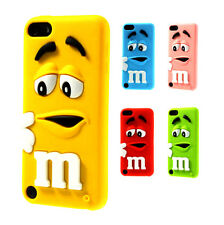 Silicone Cartoon Back Case Cover For Apple iTouch 4&5