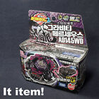 TAKARA TOMY METAL BEYBLADE GRAVITY PERSEUS AD145WD MASTERS FUSION LAUNCHER SET