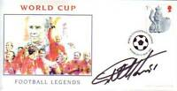 1966 hero Geoff Hurst signed World Cup FDC UACC Dealer