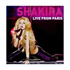 BRAND NEW CD/DVD COMBO // SHAKIRA - LIVE FROM PARIS // SUN COMES OUT TOUR