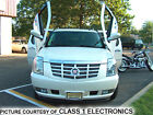 "Cadillac Escalade 2007–2014 Bolt-on Vertical Lambo Doors by ""BoltonLamboDoors"""