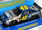 SCALEXTRIC C2894 NASCAR CHEV IMPALA JIMMIE JOHNSON COT LOWES DPR 1/32 SLOT CAR
