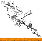 GM OEM Front Axle-Sleeve 12479006