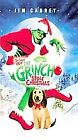 HOW THE GRINCH STOLE CHRISTMAS (VHS, 2001, Clamshell)
