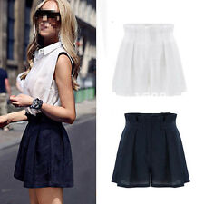 New Women's High Waist Shorts Summer Casual Shorts Short Hot Pants