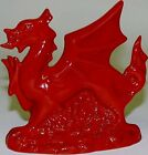 ROYAL DOULTON RED FLAMBE WELSH DRAGON - EDITION 1500 - ISSUED 1998