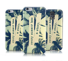 DYEFOR EVERY SUMMER HAS A STORY PALM TREES HARD PHONE CASE FOR VARIOUS DEVICES