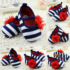 Soft Sole Baby Boy Girl Shoes Anti-slip Cotton Toddler Infant Newborn Prewalker
